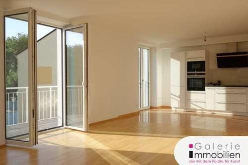 Schöne, helle 4 Zimmer-Balkonwohnung im Premium-Erstbezug! VIDEO