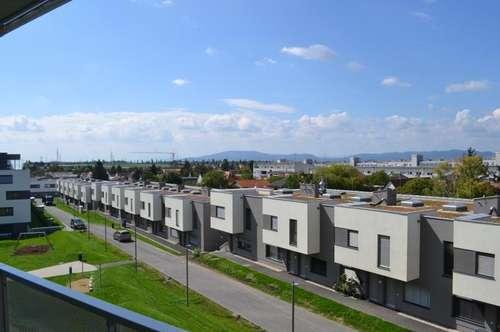 Schöner Neubau mit Balkon und möblierte Küche! Erstbezug! Nähe Oberlaa! 2-Zimmer Wohnung!