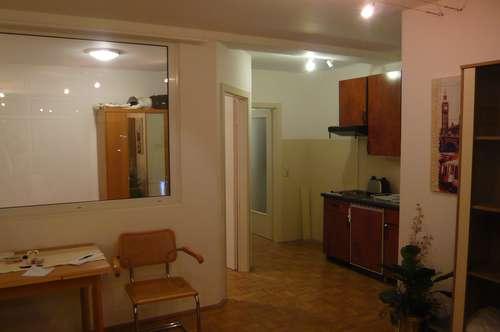 Zwei-Zimmerwohnung in St. Martin/Traun, 43 m2