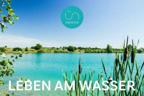 1.390 m² Grundstück mit direktem Seezugang in reizvoller Landschaft!