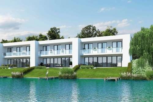 Reihenhaus 2 am See umgeben von malerischer Landschaft!