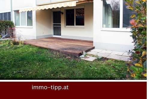 Eigentumswohnung mit Garten im Herzen von Perchtoldsdorf