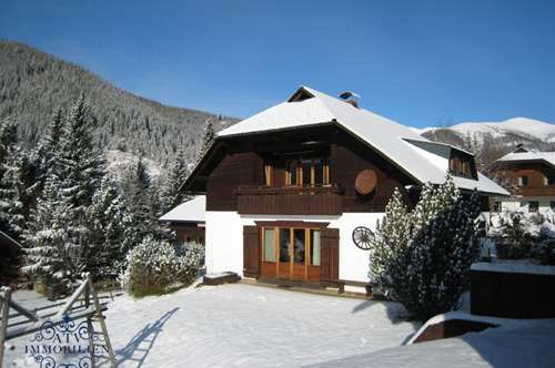 Ferienhaus in Bad Kleinkirchheim  Immobilien in Kärnten