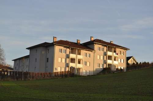 geförderte 3-Zimmer-Wohnung mit Terrasse