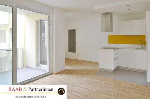 2-Zimmer-Wohnung mit hofseitiger Loggia direkt bei U3-Kendlerstraße! ab April!