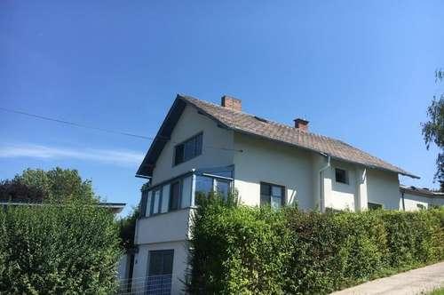 Schönes Einfamilienhaus mit Garten und kleinem Wald, Nähe Bad Tatzmannsdorf