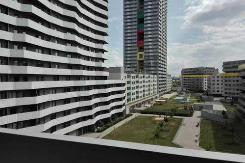 CITY GATE 78m2 Whg+15m2 Balkon, 9.OG