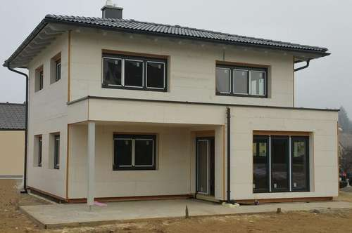 Villach/St. Magdalen: Neubau Einfamilienhaus in guter Lage!