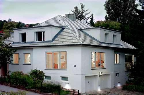 Traumhafte Lage Baden Mitterberg. Provisionfreie/ablösefrei Villenetage mit 2 Terrassen und Gartenbereich