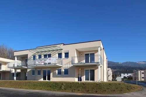 ERSTBEZUG - Helle 2 Zimmer Wohnung mit TG-Platz in direkter Nähe des LKH Wolfsberg