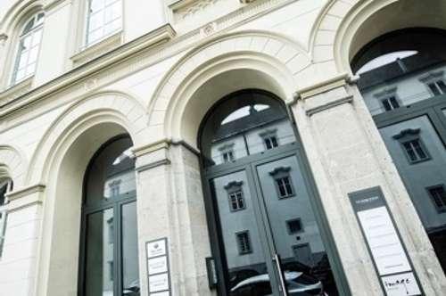 Büro im Palais Zollamt. Attraktives Umfeld, das Sie täglich zum Erfolg inspiriert.