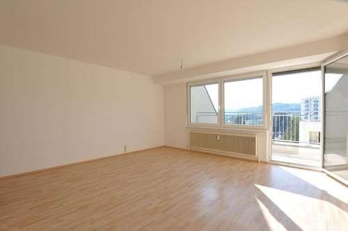 Eigentumswohnung in Vöcklabruck mit zwei Terrassen!