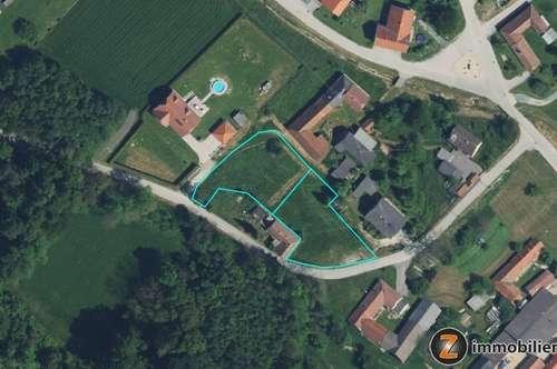 Nähe Pinkafeld: Grundstück zu verkaufen!