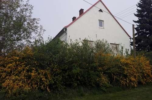 """Hausherr/in für Einfamilienhaus mit ca. 119 m² Wohnfläche mit """"Golden Händen"""" gesucht! - Kaufpreis: EUR 70.000,--"""