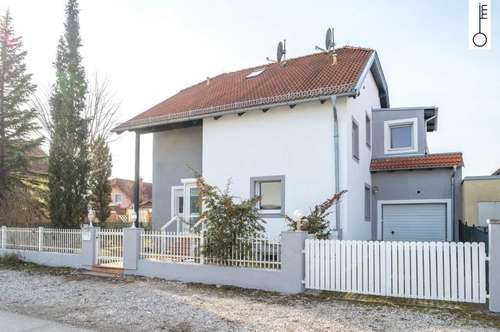 SONNIGES EINFAMILIENHAUS IN THERESIENFELD