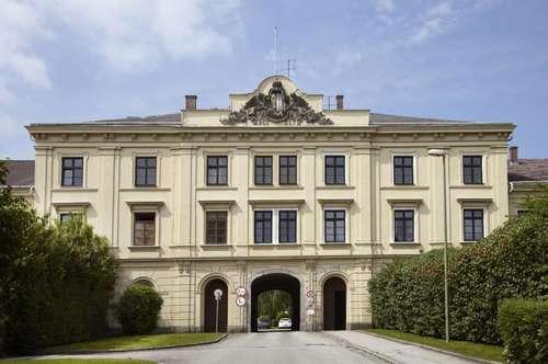 Einzigartiges Wohnen in hochwertigem Wohlfühlumfeld in den historischen Dragoner Höfen in Welser Toplage - ausgewählte Nachbarschaft inkl.