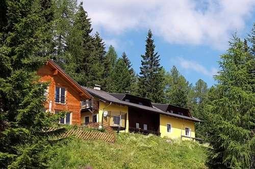 Apartmenthaus in Pistennähe/Turracher Höhe