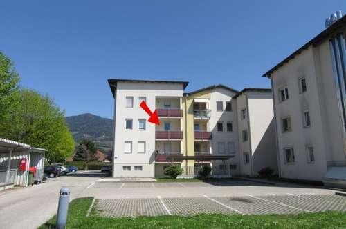 Schöne Eigentumswohnung in zentraler Lage von Wolfsberg