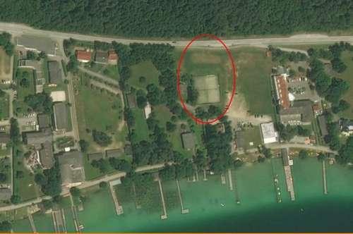 KLOPEINER SEE - ca. 3.200 m2 Bauland, Widmung Kurgebiet rein