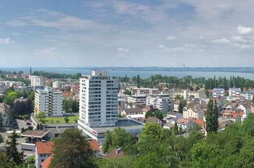 3 Zi.- Eigentumswohnung mit Blick zum Bodensee in Bregenz