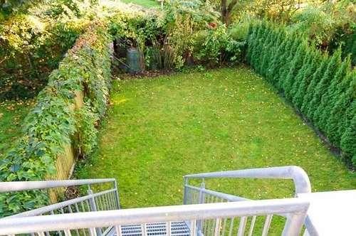 3 Zimmerwohnung mit Balkon und Eigengarten am Auberg!