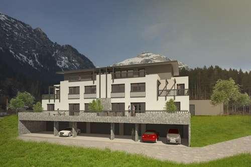 PROJEKTVORANKÜNDIGUNG Exklusive Terrassenwohnung in Wiesing - Top 3 - PROVISIONSFREI