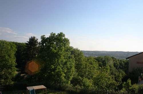 Wohntraum mit Panoramablick - Natur pur am Stadtrand
