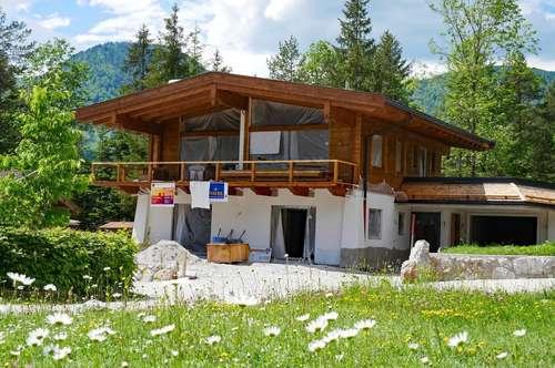 Tiroler Neubau Chalet