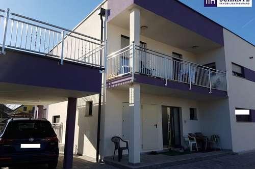 ATTRAKTIVE VORSORGE! 2-Zimmerwohnung mit großen Sonnenbalkon + Ruhelage + hochwertige Ausstattung in 8041 Graz Liebenau!