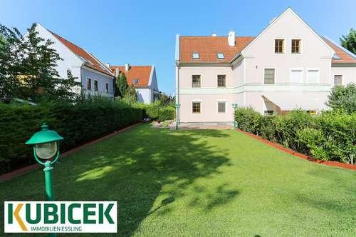 Eigentumswohnung mit großen Garten