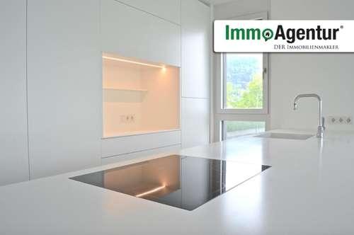 Exklusive 3-Zimmerwohnung mit Option auf 4-Zimmer Umbau mit Loggia direkt am See in Lochau