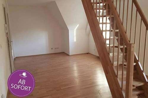Provisionsfreie Maisonette-Wohnung in Wolfsberg im Schwarzautal...! Küche inklusive!
