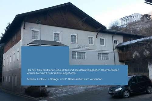 Sillian Wohn- und Geschäftsgebäude - ausbaufähig