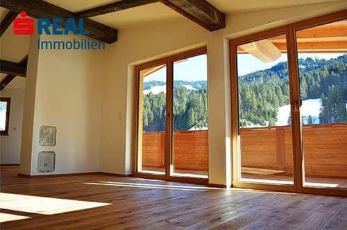 Erstbezug: TOP 1 - ausgestattete Neubauwohnung in Hopfgarten mit großem Balkon und herrlicher Aussicht