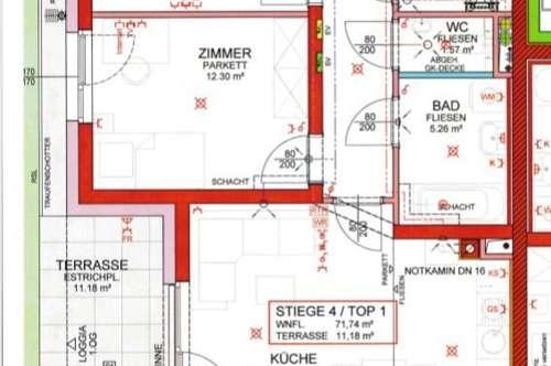 Nachmieter(in) für Mietkaufwohnung mit Eigengarten (130m²) gesucht