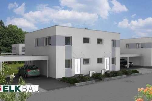 Moderne Doppelhaushälfte von ELK BAU zum SOMMERaktionspreis! TOP 6