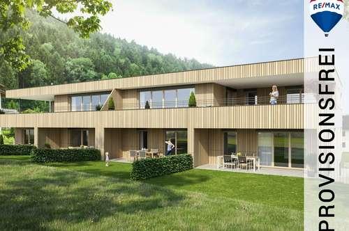 Neubau: 3 – Zimmer Eckgartenwohnung (Top 1) in Frastanz   grosszügiger Gartenanteil