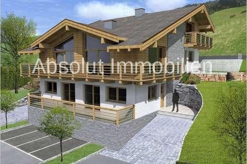 SKI IN SKI OUT! Neues Bauvorhaben inmitten der Zillertal Arena! 4 Wohnungen im alpenländischen Stil