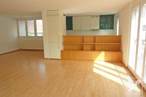 Dornbirn: zweigeschossige, sonnige 4-Zimmerwohnung