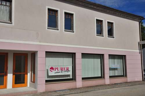 Lokal in Toplage