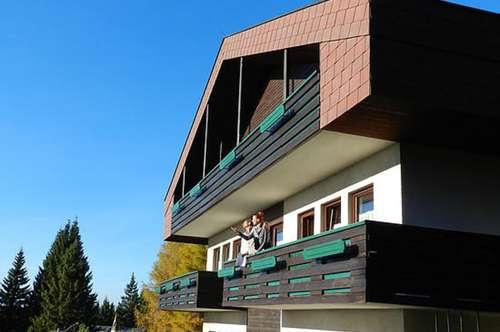 Alpenhaus- Appartmenthaus mit 6 Wohnungen - Schi- u