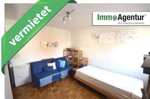 Zentral gelegene 1-Zimmerwohnung in Innsbruck