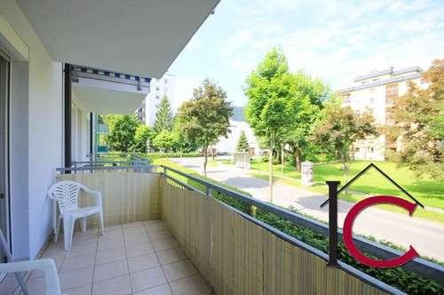 Komfortable 3-Zimmerwohnung mit Balkon