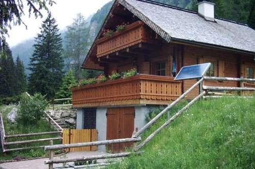 Holzblockhaus - Wochenendhaus