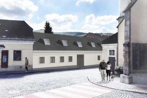 Neue Eigentumswohnungen im Herzen von Weidling - 3400 Klosterneuburg