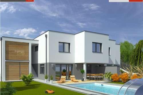 ***Grundstück + Doppelhaushälfte um € 338.411,- in Kirchdorf - Hausmanning zu verkaufen!***