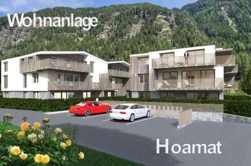 Wohnanlage Längenfeld Au - 3-Zimmer-Dachgeschoßwohnung I A8