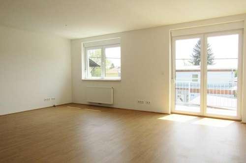 Moderne 2 Zimmer Wohnung mit 8,70 m² Südbalkon in absoluter Ruhelage