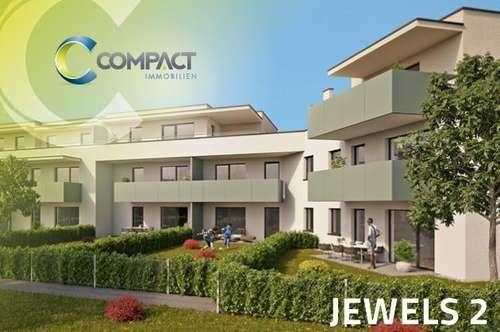 PROJEKTSTART JeWELS - EIGENTUMSWOHNUNG Top 9 mit 2 Balkonen