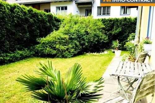 Ruhige Gartenwohnung am Stadtrand